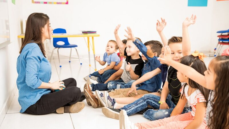 Parents' Guide to Prepare Kids for Preschool