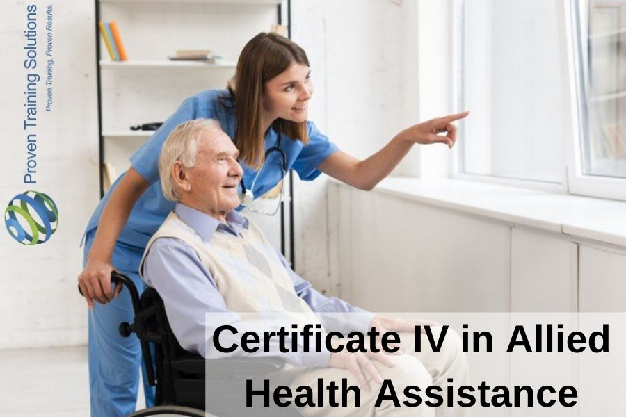 Know Everything About Certificate Iv Allied Health Assistance