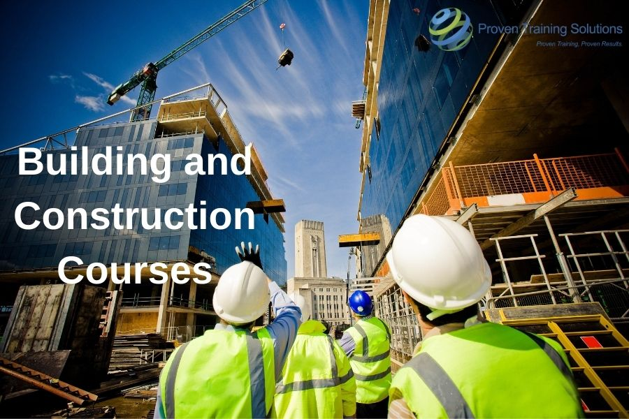 Get a Certification done in Building and Construction