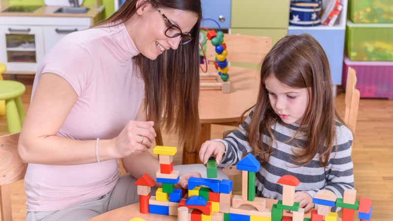 Why nursery school is important for your kid